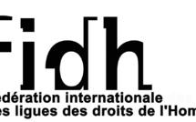 """FIDH (Fédération internationale des ligues des droits de l'Homme) : """"Note de situation"""" sur les crimes commis par les groupes islamistes dans le Nord du Mali."""